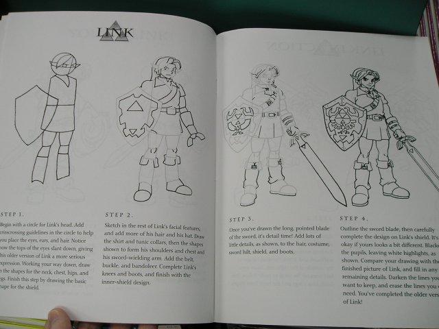 Draw Zelda Stuff