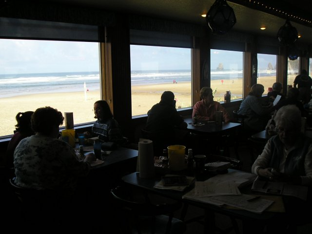 Driftwood Cafe Cannon Beach