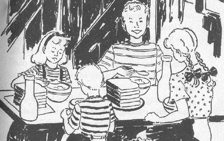 The Boxcar Children (with colorful commentary)