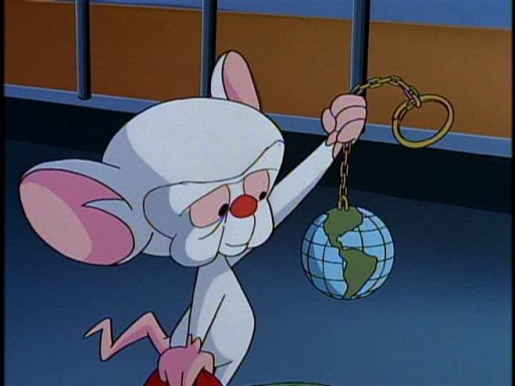 Pinky And The Brain Christmas Letter.The Island Of Misfit Christmas Specials