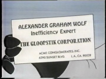 The island of misfit christmas specials alexander graham wolf as the thing says is an inefficiency expert and he regards santas workshop as the most inefficient production house in the entire colourmoves