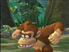 DK! Donkey Kong is here! Again....